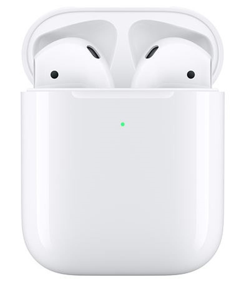 AirPods s nabíjecím pouzdrem