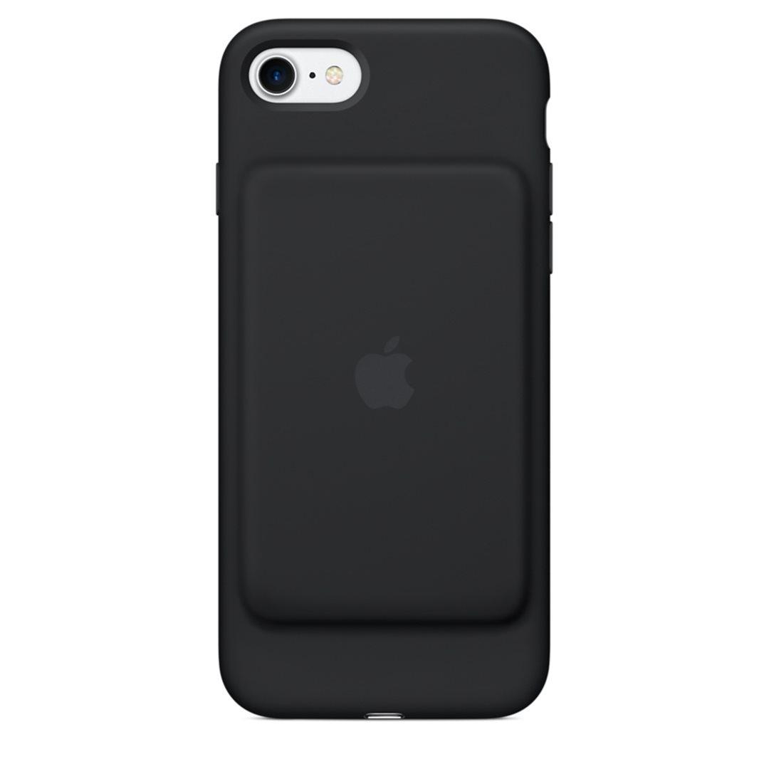 Iphone 7 smart battery case black - Iphone 7 smart battery case ...