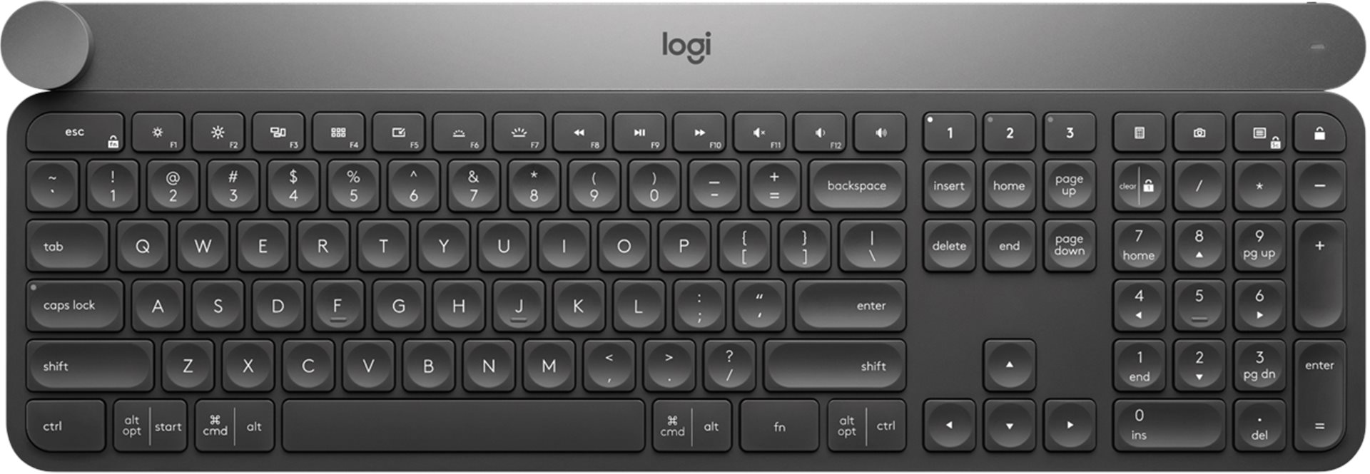 klávesnice Logitech Logitech Craft US