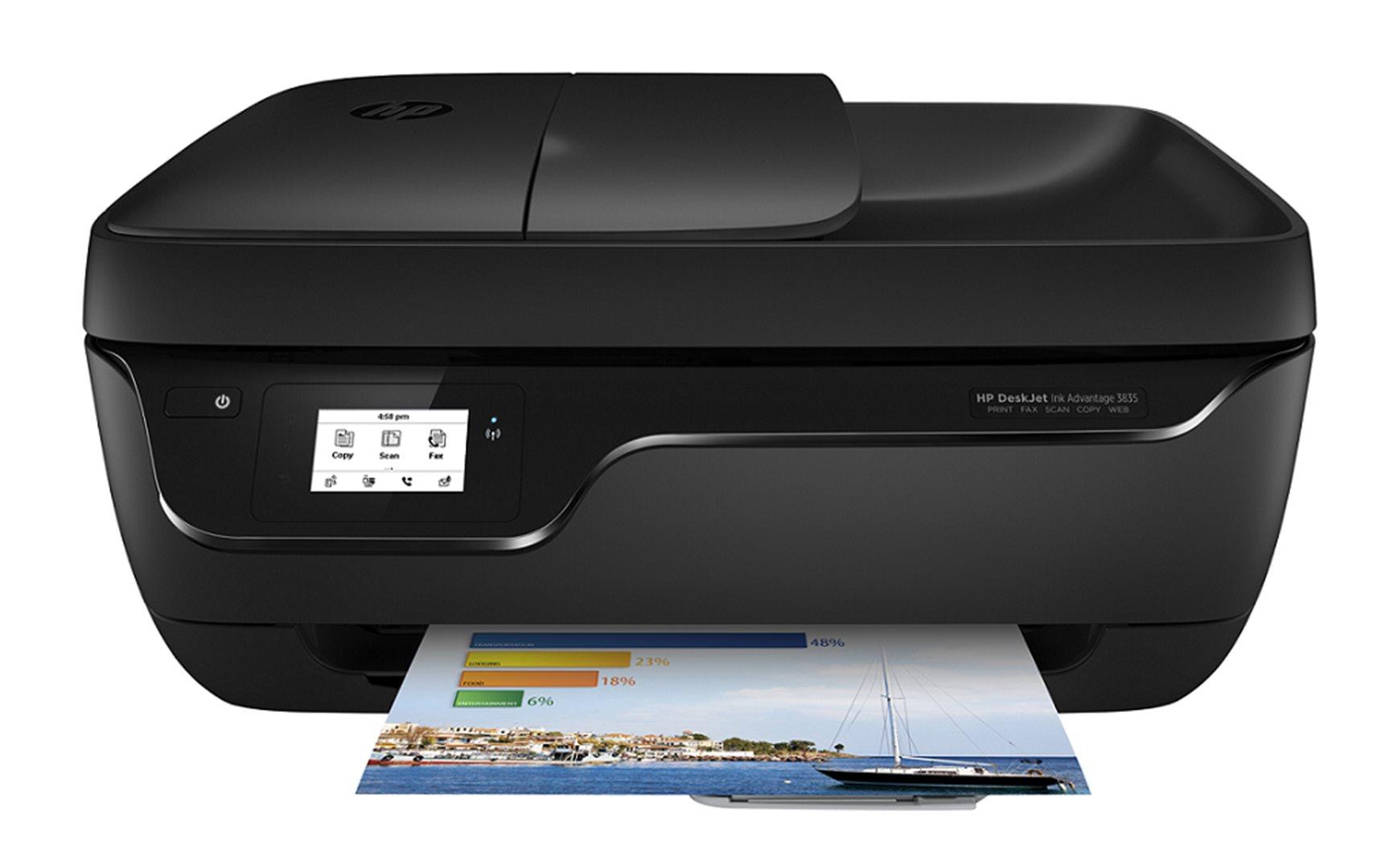 HP Deskjet IA 3835