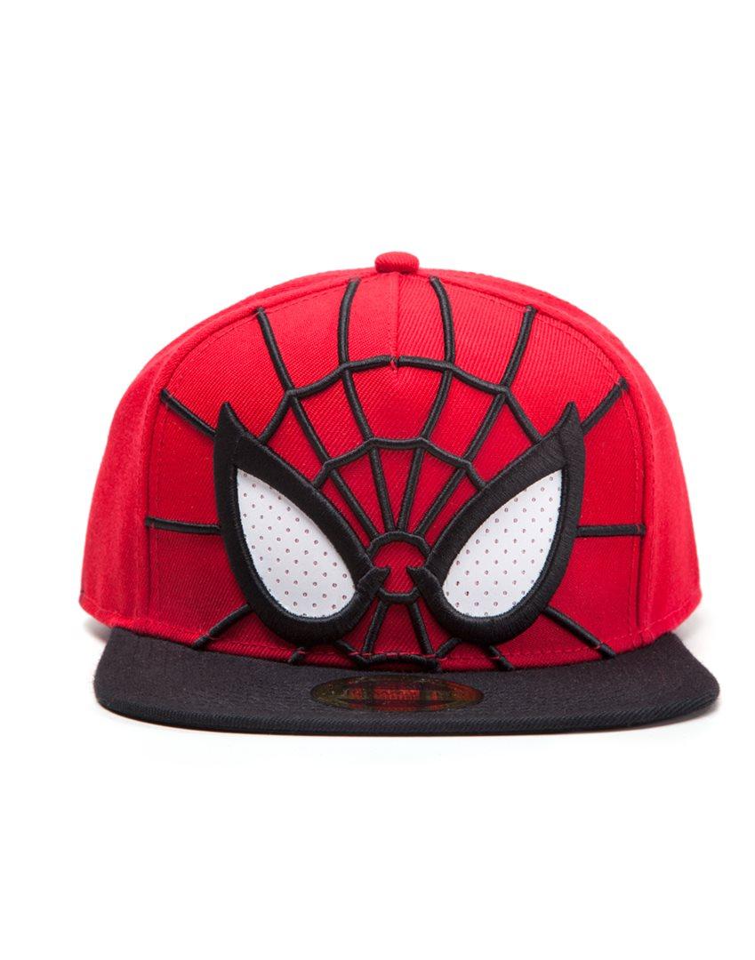 Kšiltovka  Spider man - rovný kšilt 189a6d213c