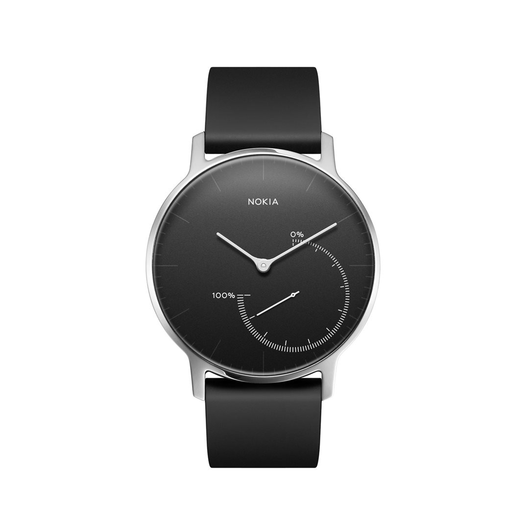 Nokia Activité Steel - Black