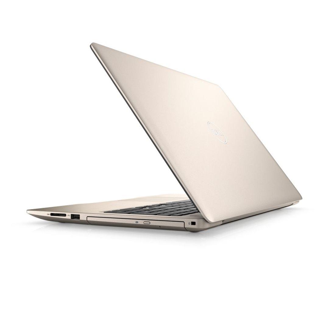 Dell Inspiron 5570 15 FHD i3-6006U/4GB/1TB/530-2GB/DVD/HDMI/USB-C/W10/2RNBD/Zlatý