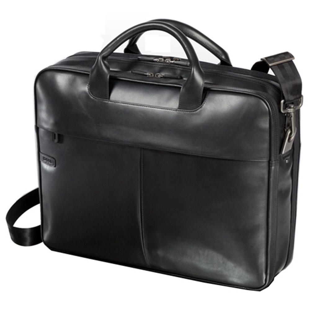 Černá kožená brašna pro notebooky Dell (15 af5b7d746a