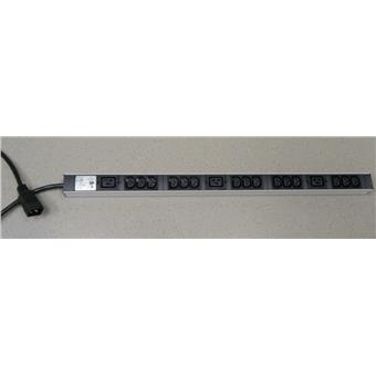 Knürr DI-Strip 15xC13+3xC19, 1x16A C20