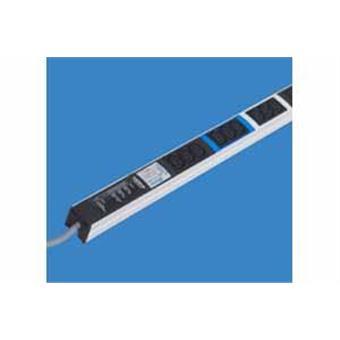 Knürr TriplePower 24xC13, 3x16A IEC60309