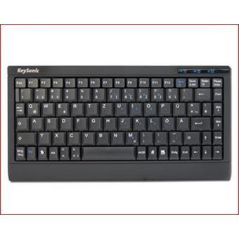 Keysonic ACK-595C+ US Mini Keyboard
