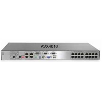 AdderView CATx 4016 AVX4016, 4 lokální uživatelé