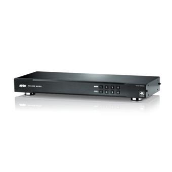 ATEN 4x4 port 4K HDMI matrix přepínač