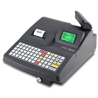 X-POS Registrační pokladna Profi CHD3850 se zásuvkou