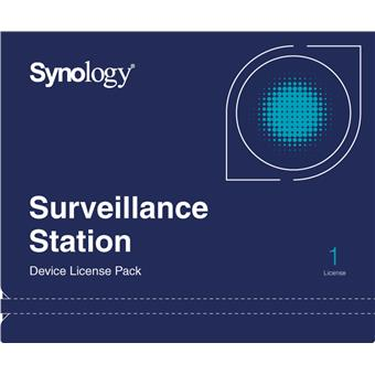 Synology DEVICE LICENSE (X 1) - kamerová licence