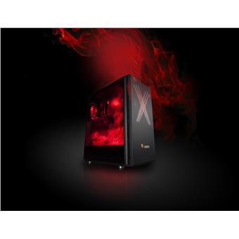 X-DIABLO Gamer X510 2060S (i5-10400F/16GB/SSD 500GB NVME/2TB HDD/RTX2060S 8GB/W10/LED)