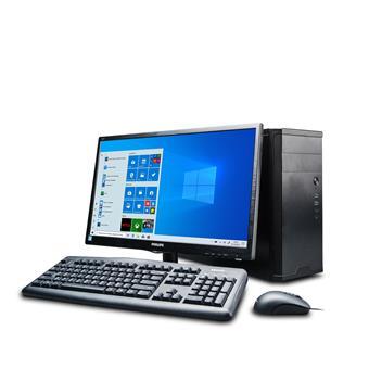 Triline Profi 3 S480 bez OS (i3-8100/8GB/SSD 480GB/DVD/noOS)