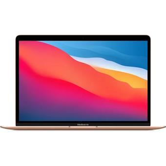 Apple MacBook Air 13'' M1 8C CPU/7C GPU/8G/256/CZ/GLD