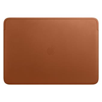 Leather Sleeve pro MacBook Pro 16 - Saddle Brown