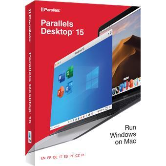 Parallels Desktop 15 for Mac Retail Box EU