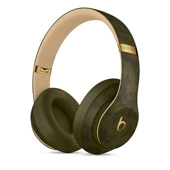 Beats Studio3 WL Headphones -BCC- Forest Green