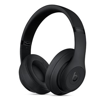Beats Studio3 Wireless Headphones - Matte Black