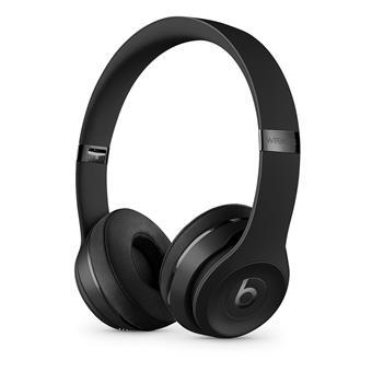Beats Solo3 Wireless On-Ear Headphones - MattBlack