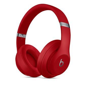 Beats Studio3 Wireless Headphones - Red-SK