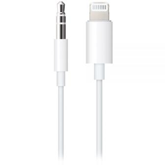 Lightning to 3.5mm Audio Cable - White / SK