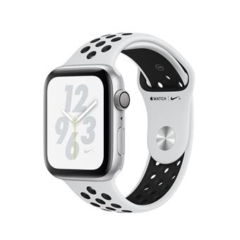 Watch Nike+, S4, 44mm, Silver/Plt+Black Nike Band