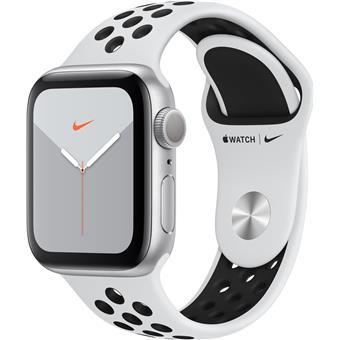 Watch Nike S5, 40mm, Silver/Platinum/Black Nike SB