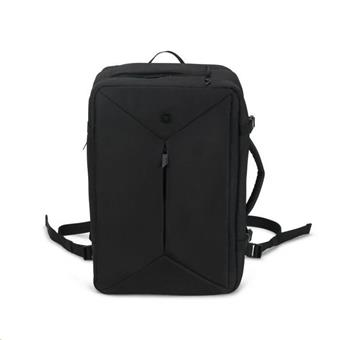 DICOTA Backpack Dual Plus EDGE 13-15.6 black