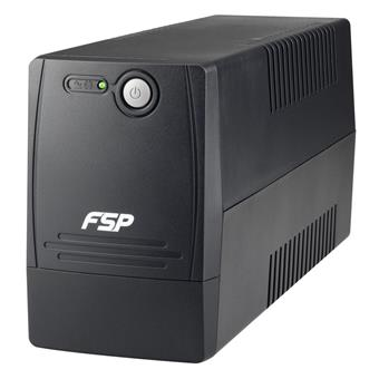 FSP/Fortron UPS FP 600, 600 VA, line interactive