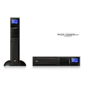 FSP/Fortron UPS Custos 9X+ 1000 VA, 2U, online