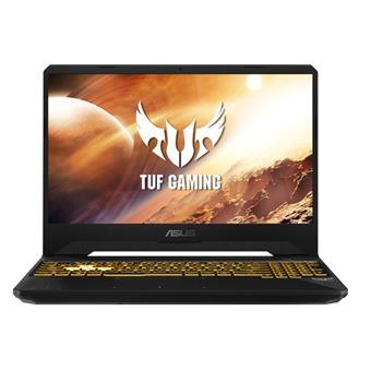 "ASUS TUF Gaming FX505DU - 15,6""/R7-3750H/512GSSD/8G/GTX1660Ti/W10 (Black)"