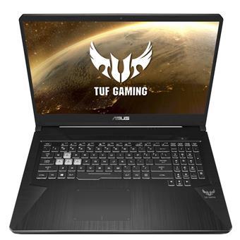"""ASUS TUF Gaming FX705DU - 17,3""""/R7-3750H/16GB/1T/54R + 512G PCIE SSD/GTX1660Ti/W10 (Black)"""