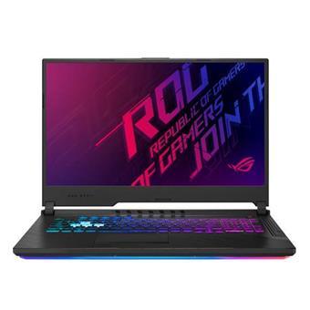 """ASUS Strix G731GU - 17,3""""/i7-9750H/16G/1T SSH-8G + 512G PCIE SSD/GTX1660Ti/W10 (Black)"""