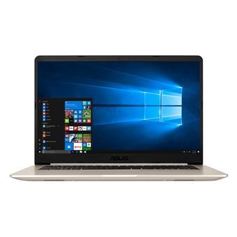 """ASUS VivoBook S510UA - 15,6""""/i3-7100U/128SSD/4G/W10 zlatý"""