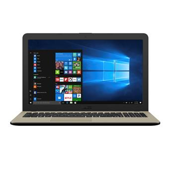 """ASUS VivoBook X540NA - 15,6""""/N4200/128SSD/4G/DVD/W10 černo-zlatý"""