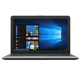 """ASUS VivoBook X540UB - 15,6""""/i5-8250U/256SSD/2*4G/MX110/DVD/W10 stříbrný"""