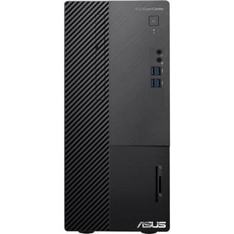 ASUS ExpertCenter D500MA/i5-10500 (6C/12T)/8GB/512GB SSD/TPM/CR/KL+M/NoOS/Black/3Y PUR