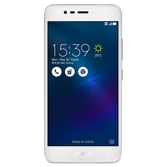 ASUS Zenfone 3 MAX - MT6737/32GB/2G/Android 6.0 stříbrný