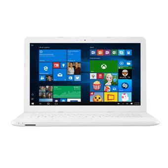 ASUS VivoBook X541NA 15,6 HD matný|Inte Quad-Core Pentium N4200|1TB 5400RPM|DDR3 4GB|Win 10|biely