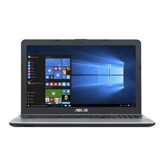 "ASUS VivoBook X541NA 15,6"" HD|Intel Dual-Core Celeron N3350|500GB 5400RPM|DDR3 4GB|Win 10|strieborný"