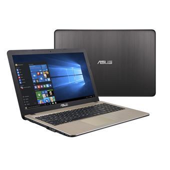 """Asus X541SC 15.6"""" HD (1366x768)  Intel Pentium N3710 4GB 500GB USB 3.1 NV 810M 1 GB  Windows 10"""