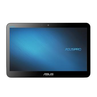 """ASUS PRO AiO A4110 - 15,6T""""/J3160/500GB/2G/Bez OS černý"""