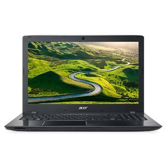 Acer Aspire E 15 15,6/i3-7100U/4G/1TB/NV/DVD/W10 černý