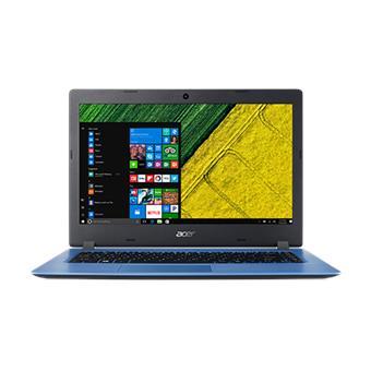 """Acer Aspire 1 - 14""""/N3350/4G/64GB/W10 modrý + Office 365 + 64GB SDXC paměťová karta NÁVRAT DO ŠKOLY"""