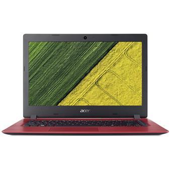 """Acer Aspire 1 - 14""""/N3350/4G/64GB/W10 červený + Office 365 Personal"""