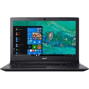"""Acer Aspire 3 - 15,6""""/4417U/4G/512SSD/W10 černý"""