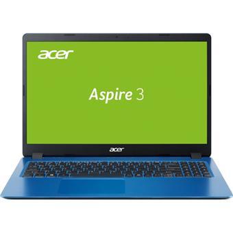 "Acer Aspire 3 - 15,6""/i3-7020U/4G/256SSD/W10 modrý"