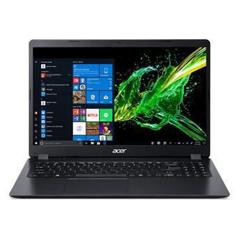 """Acer Aspire 3 - 15,6""""/i3-8145U/4G/128SSD/W10S černý"""