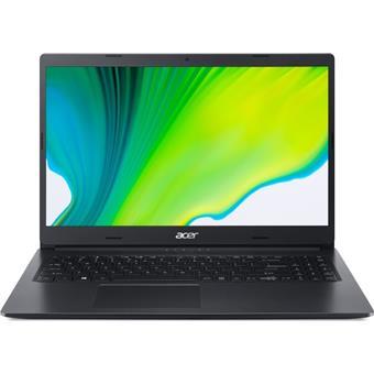 """Acer Aspire 3 - 15,6""""/R3-3250U/2*4G/256SSD/W10 černý"""