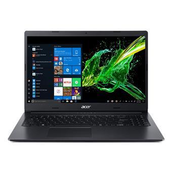 """Acer Aspire 3 - 15,6""""/A6-9220E/2*4G/256SSD/W10 černý"""